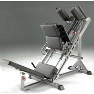 Тренажёр жим ногами лёжа - BODY CRAFT F660, гак-машина, фото 1