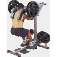 Тренажёр на свободных весах - Голень стоя BODY SOLID GSCL360, универсальный, фото 1