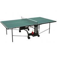 Всепогодный теннисный стол DONIC OUTDOOR ROLLER 600 зеленый, фото 1