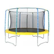Детский батут для дома и улицы - Kogee Tramps Sun 6 ft, складной каркас, сетка, фото 1