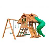 Детская деревянная площадка - IGRAGRAD PREMIUM КРЕПОСТЬ ФАНИ DELUXE 2, фото 1